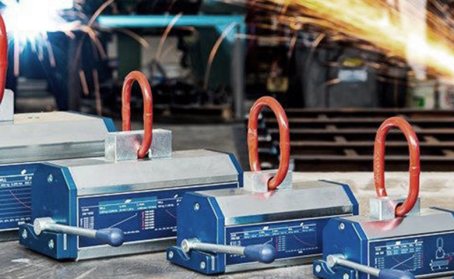 Discover our magnetic lifters