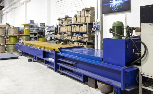 Certified, safe and quality lifting systems
