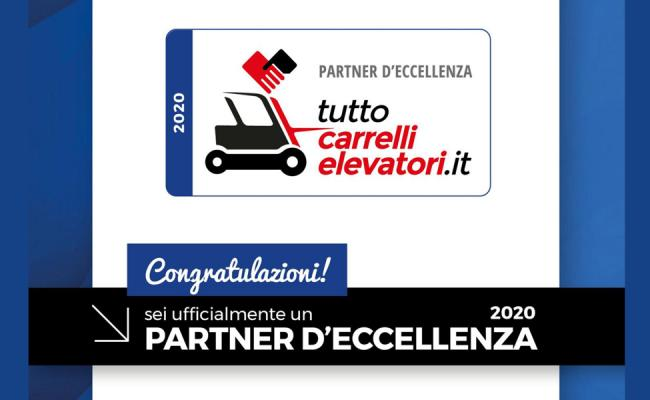 Cablesteel recognized partner of excellence 2020